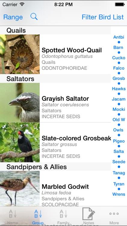 Panama Birds Field Guide screenshot-3