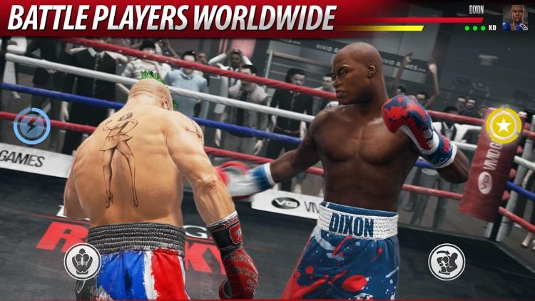 Real Boxing 2: ROCKY screenshot-4