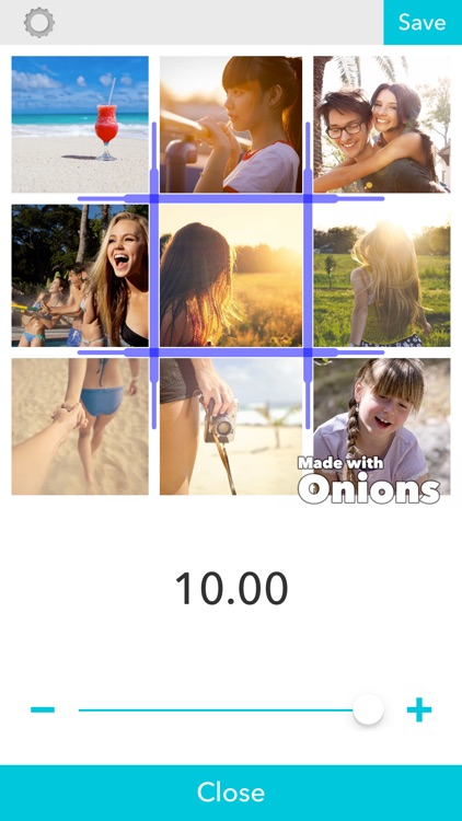 Onions for layout videos screenshot-3