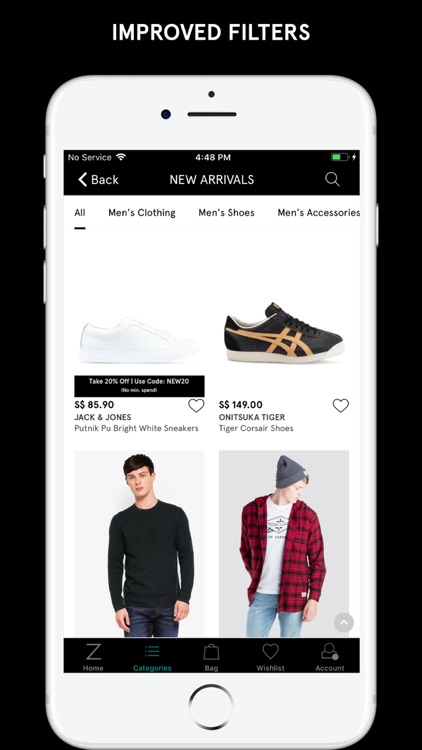 ZALORA - Fashion Shopping screenshot-5