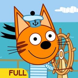 Kid-E-Cats: Baby Sea Adventure