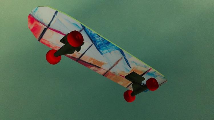 Skateboard Doodle 3D screenshot-6