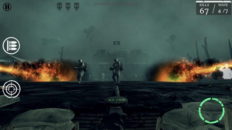 ZWar 1: The War Of The Dead