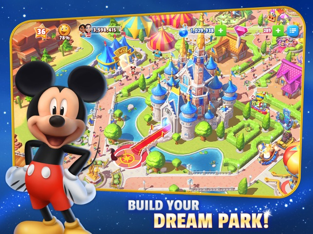 Disney Magic Kingdoms on the App Store
