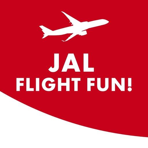 JAL FLIGHT FUN!