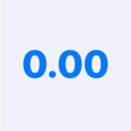 Scientific Stopwatch - Modern