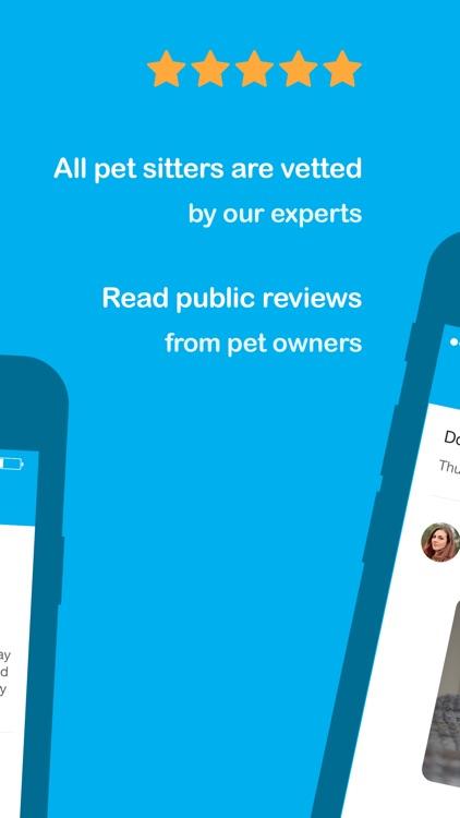 Pawshake - Dog & Pet Sitter screenshot-3