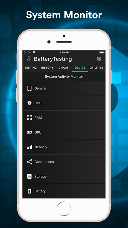 BatteryPro++ screenshot-5