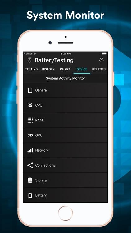 BatteryPro++ screenshot-5