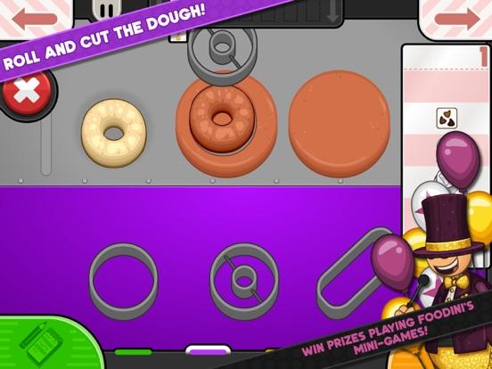 Papa's Donuteria To Go! screenshot 8