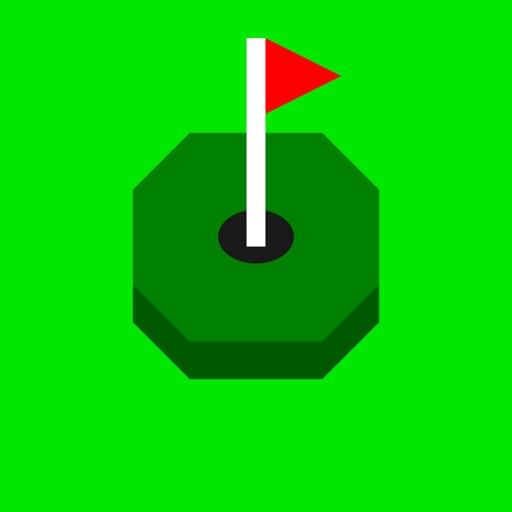 Miniature Garden Golf