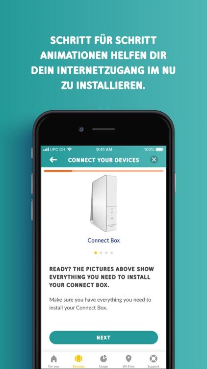 UPC Connect CH screenshot-4