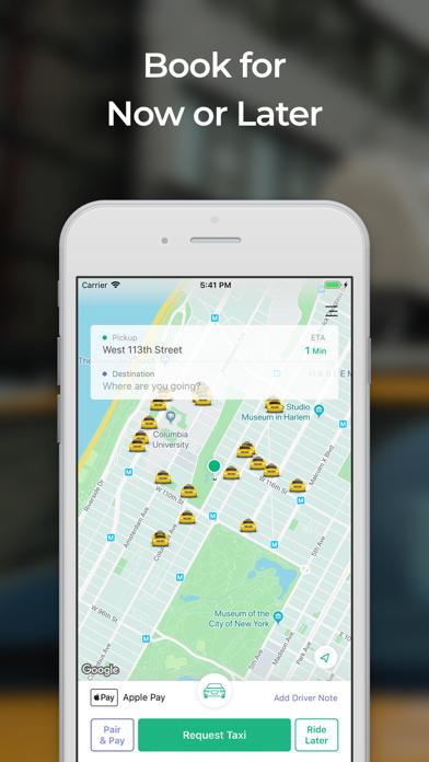 Curb - The Taxi App by Curb Mobility, LLC (iOS, United Kingdom