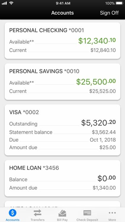 MHVFCU Mobile Banking