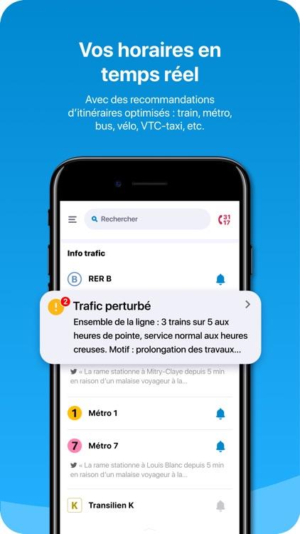 Assistant SNCF - Transports screenshot-4