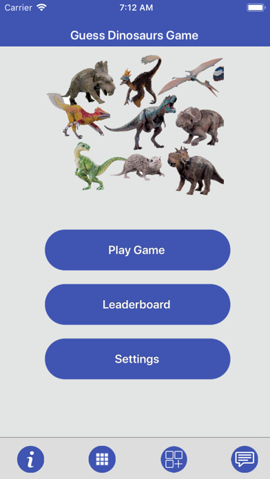 点击获取Dinosaurs Quiz Game
