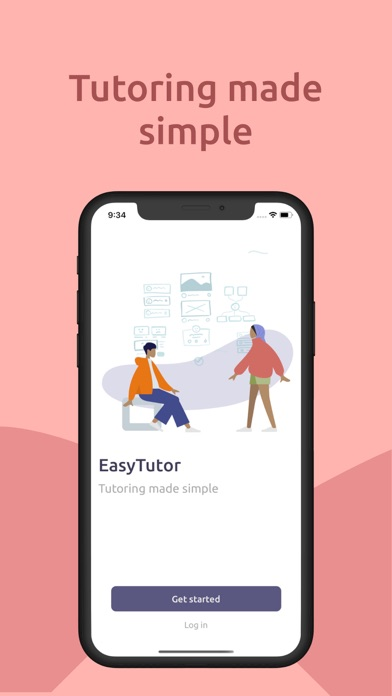 EasyTutor screenshot #1