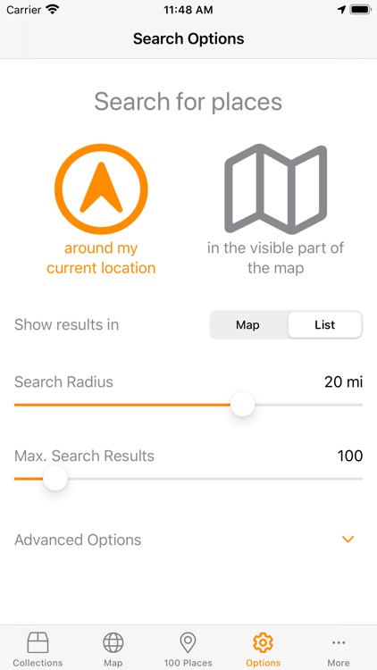 AnyFinder - Places Around You screenshot-8
