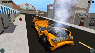 iBash Cars 2 Lite screenshot three