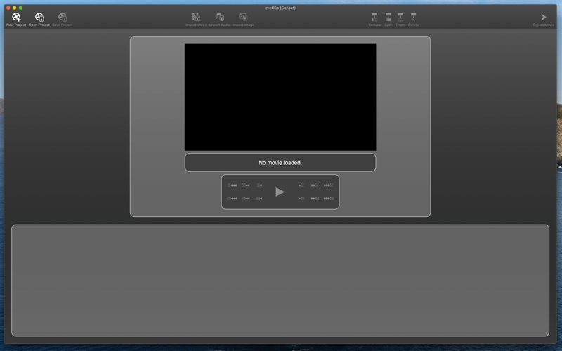 eyeClip for Mac