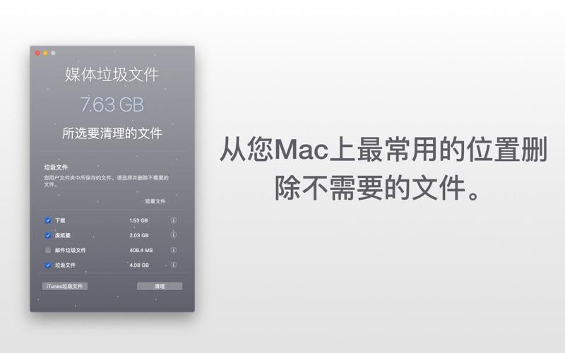Pocket cleaner for Mac