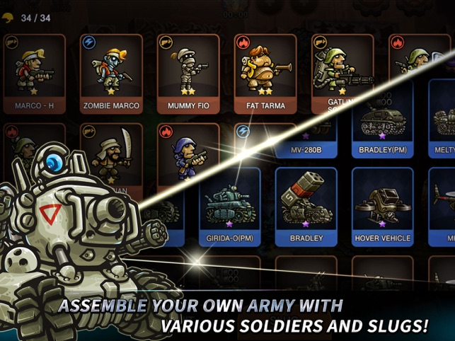 Metal Slug Infinity: Idle RPG on the App Store
