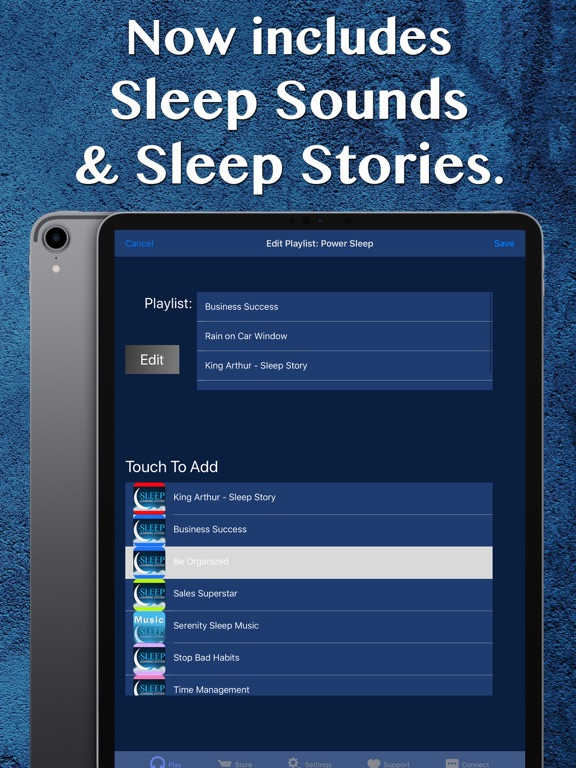 Productivity and Business Success Hypnosis and Guided Meditation from The Sleep Learning System screenshot