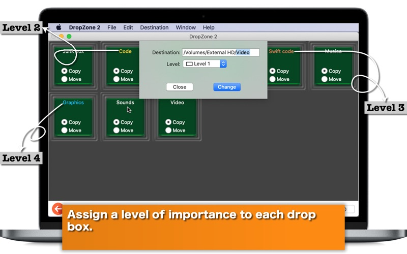DropZone 2 for Mac