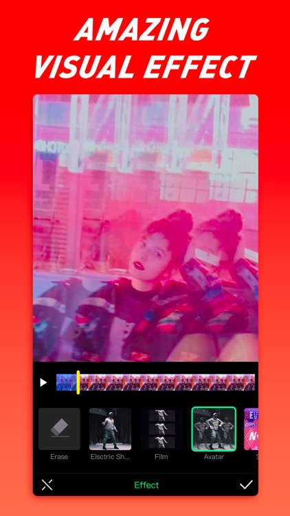 Biu-Music Cam & Video Editor