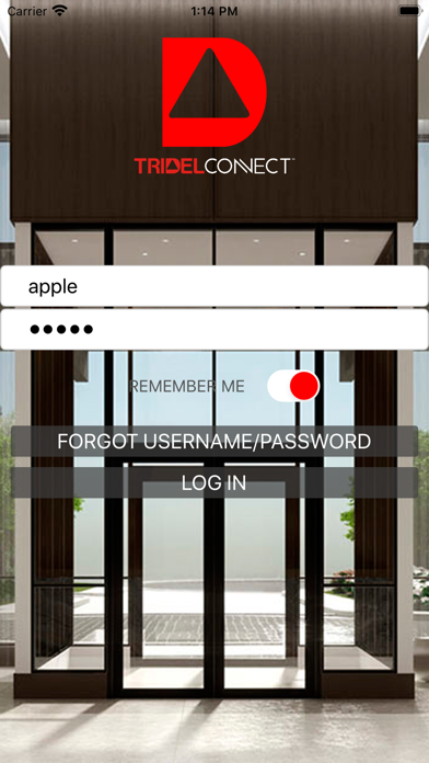 Tridel Connect screenshot 1