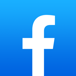 Ícone do app Facebook