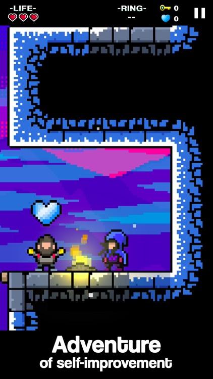 Mountain Climber: Frozen Dream screenshot-0