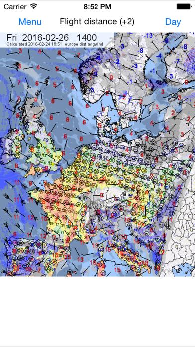 Soaring Weather Europeのおすすめ画像1