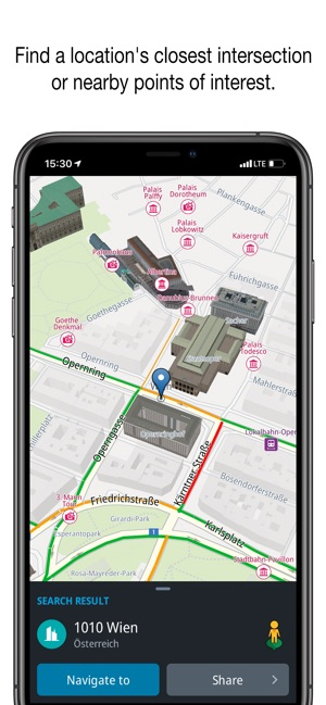 Genius Maps: GPS Navigation on the App Store