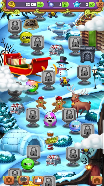 Christmas Solitaire Mahjong screenshot-4