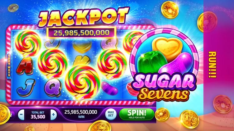 Slotomania™ Vegas Casino Slots screenshot-5
