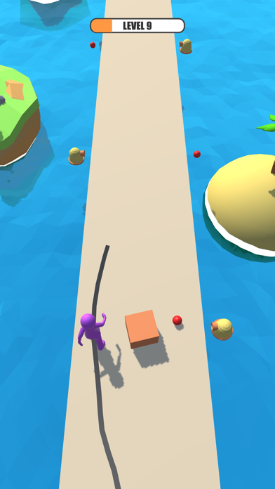 Draw Runner screenshot 1