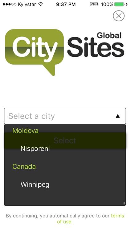 CitySites Global