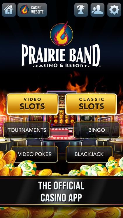 Prairie Band Social Casino