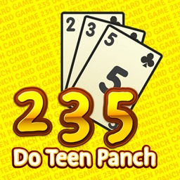Do Teen Panch - 235 Card Game
