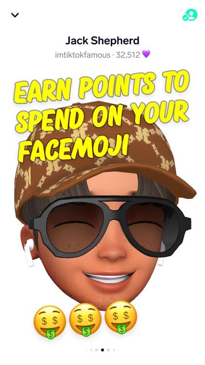 Facemoji: 3D Emoji Avatar App