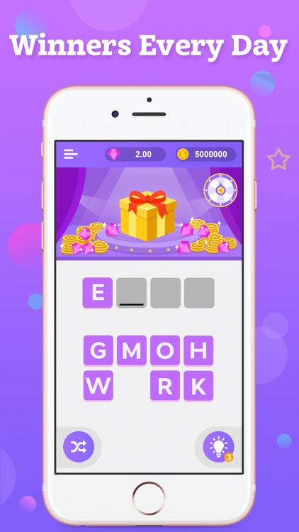 Words Luck: Search, Spin & Win screenshot-4