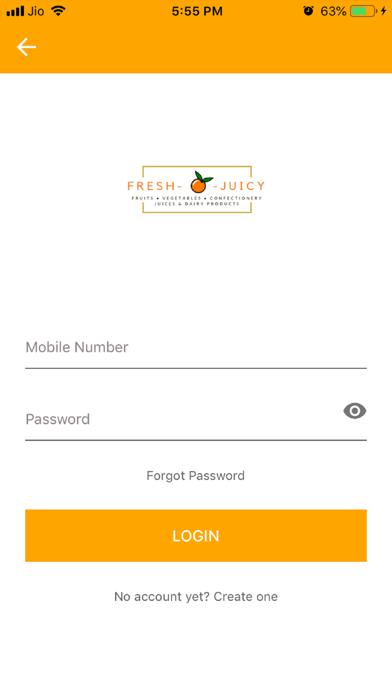 Fresh O Juicy screenshot 3