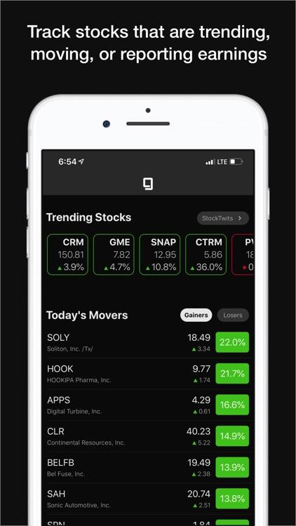 Stock Genius screenshot-3