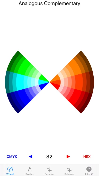 Color As Hue