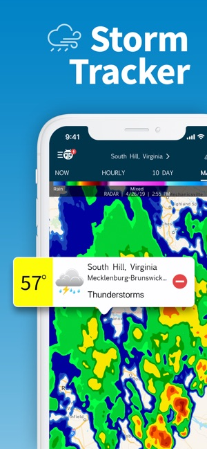 WeatherBug – Weather Forecast on the App Store