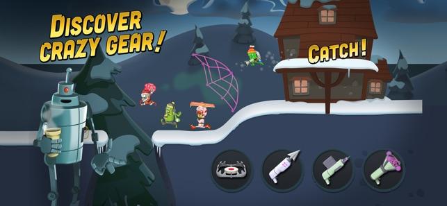 Zombie Catchers on the App Store