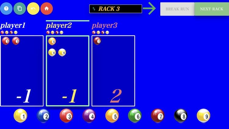 Blue Board for Pool screenshot-4