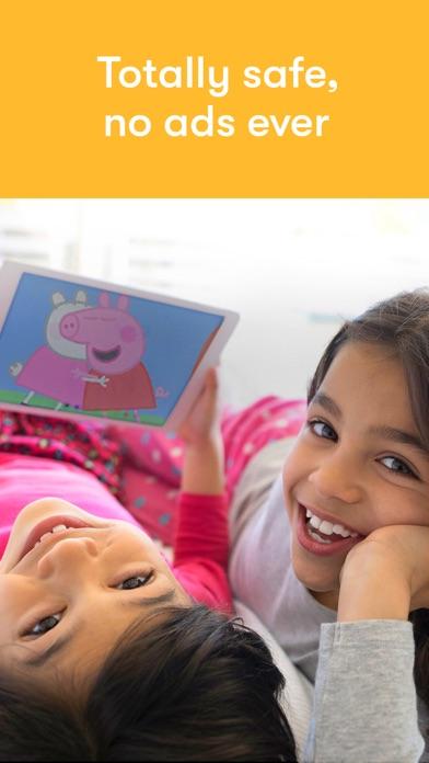 Noggin Preschool Learning App Screenshot