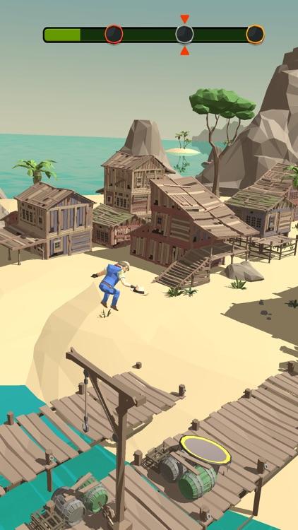 Cowboy Flip 3D screenshot-3